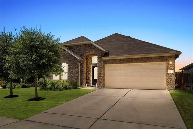 571 Vista Gardens Dr, Buda, TX 78610 (#3250073) :: Ben Kinney Real Estate Team