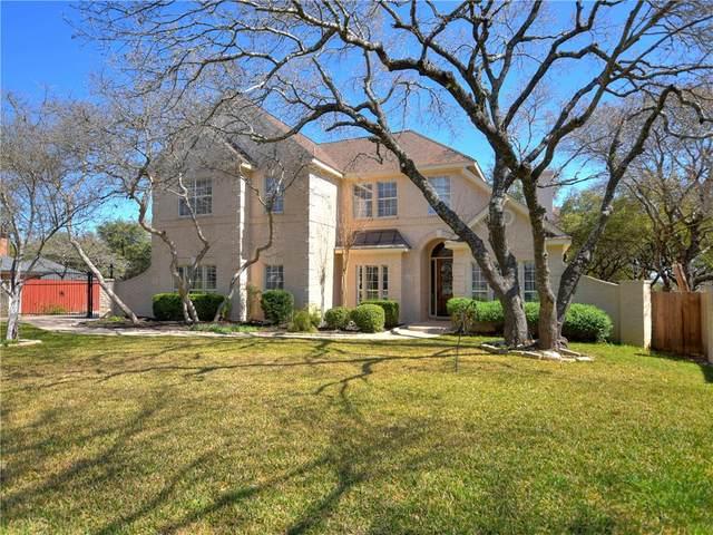 111 Tellus St, Lakeway, TX 78734 (#3253581) :: Ben Kinney Real Estate Team