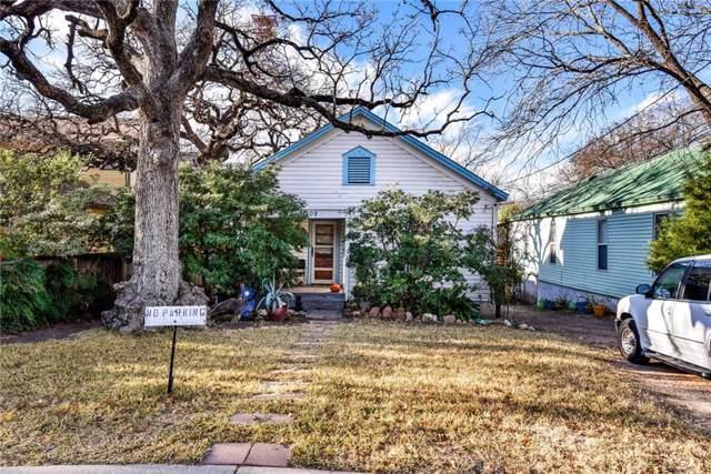 1609 W 12th St, Austin, TX 78703 (#3254317) :: Umlauf Properties Group