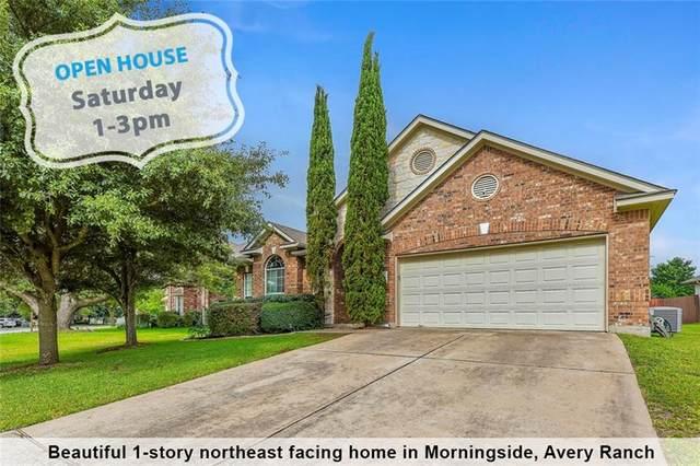 9729 Morgan Creek Dr, Austin, TX 78717 (#3254874) :: Zina & Co. Real Estate