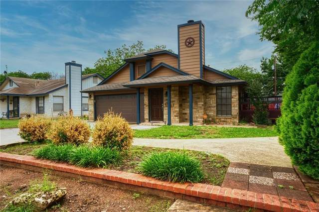 1909 Egger Ave, Round Rock, TX 78664 (#3256413) :: Sunburst Realty