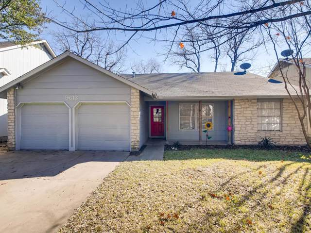 9613 Meadowheath Dr, Austin, TX 78729 (#3256740) :: The Perry Henderson Group at Berkshire Hathaway Texas Realty