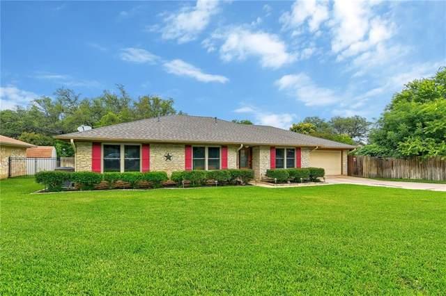 402 Ridge Oak Dr, Georgetown, TX 78628 (#3257023) :: First Texas Brokerage Company