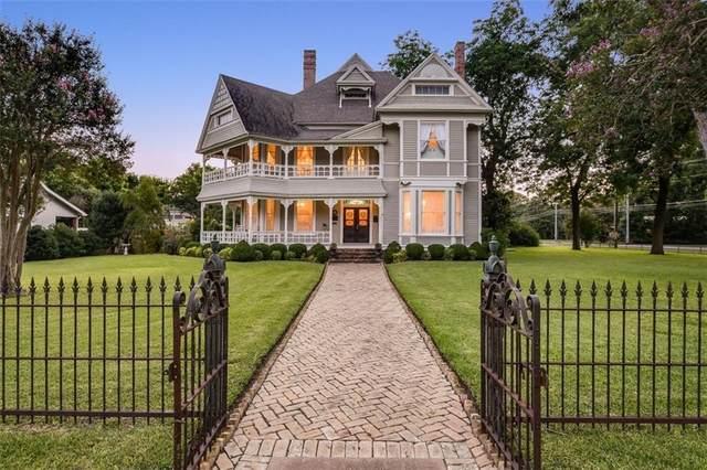 1508 Church St, Bastrop, TX 78602 (#3257339) :: Papasan Real Estate Team @ Keller Williams Realty