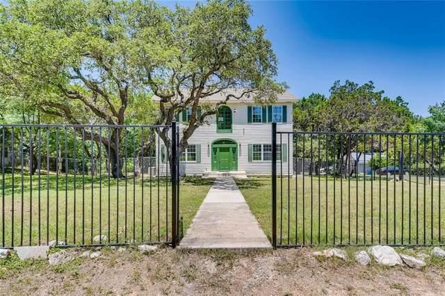 809 El Viejo Camino, Austin, TX 78733 (#3260597) :: The Perry Henderson Group at Berkshire Hathaway Texas Realty