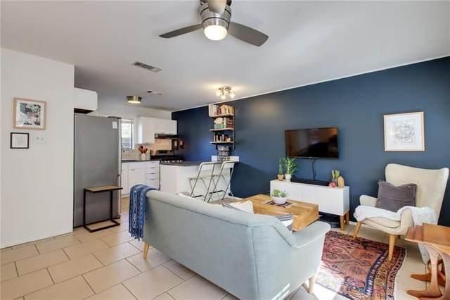 1511 Morrow St B, Austin, TX 78757 (#3261758) :: Papasan Real Estate Team @ Keller Williams Realty