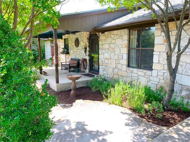 3 Las Flores Dr, Wimberley, TX 78676 (#3261983) :: Front Real Estate Co.