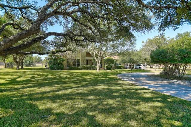 405 Sunset Dr, Georgetown, TX 78628 (#3264376) :: First Texas Brokerage Company