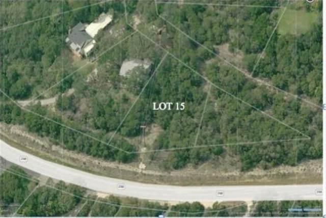 LOT 15 F M Road 2769, Leander, TX 78641 (#3265431) :: Watters International