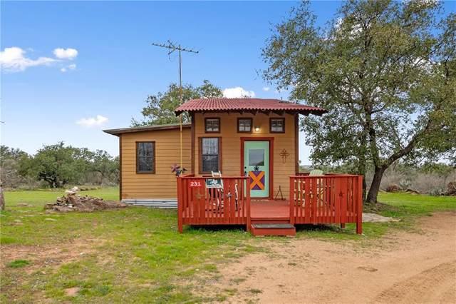 231 County Road 303, Llano, TX 78643 (#3267394) :: The Heyl Group at Keller Williams