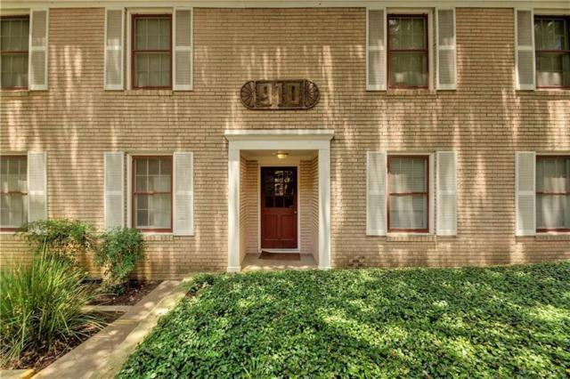 910 E 32nd St #101, Austin, TX 78705 (#3268317) :: Ana Luxury Homes