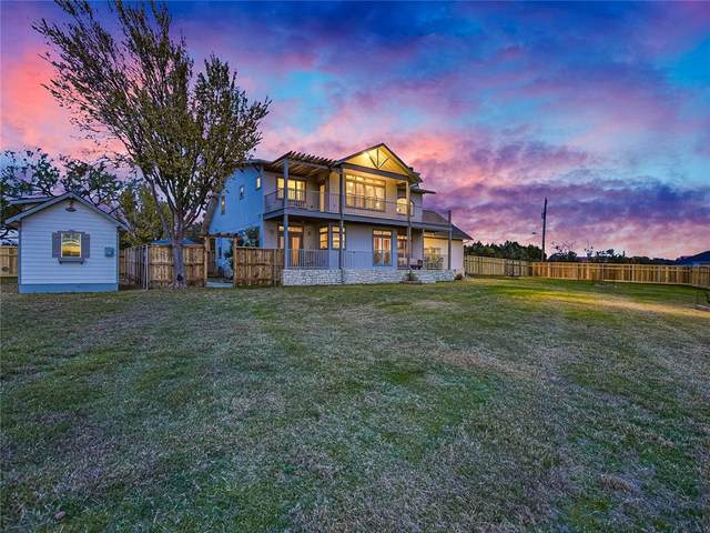 2302 Parkview Dr, Marble Falls, TX 78654 (MLS #3268364) :: Vista Real Estate