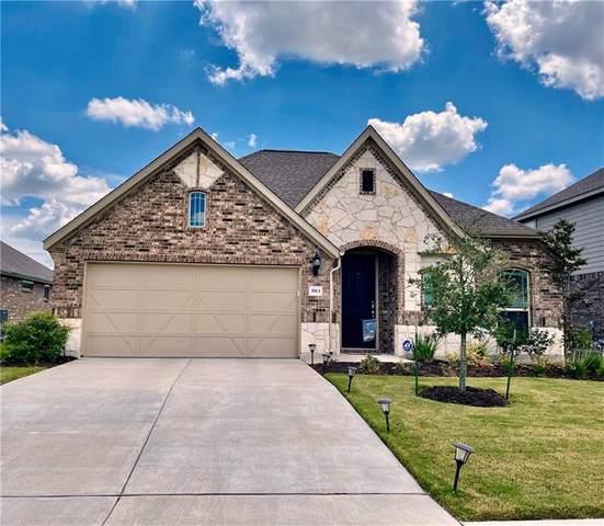 3913 Eland Dr, Pflugerville, TX 78660 (#3269922) :: Papasan Real Estate Team @ Keller Williams Realty