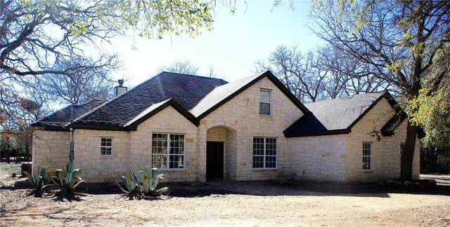 725 County Road 220, Florence, TX 76527 (#3270665) :: 12 Points Group