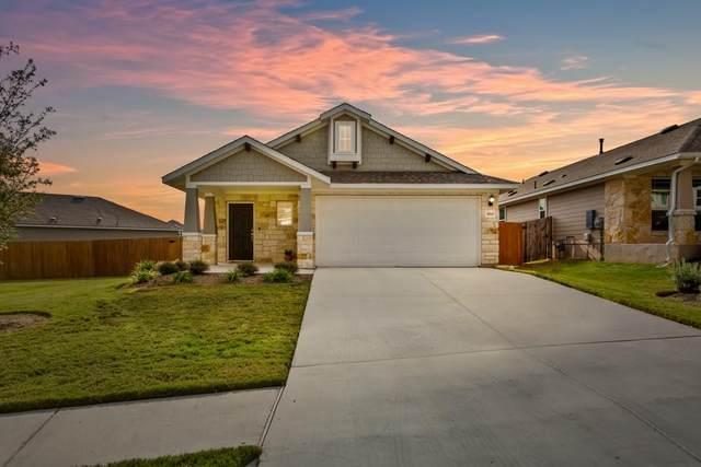 360 Gaida Loop, Georgetown, TX 78628 (#3272209) :: Papasan Real Estate Team @ Keller Williams Realty