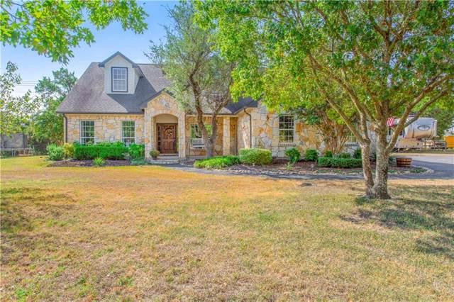 81 Possum Trot, Liberty Hill, TX 78642 (#3272955) :: Zina & Co. Real Estate
