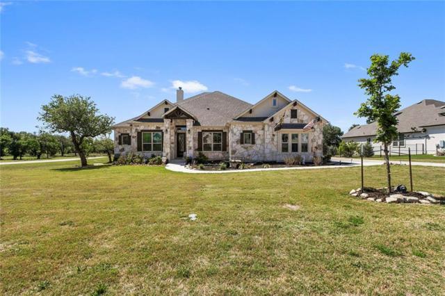 1007 Telling Wind, Liberty Hill, TX 78642 (#3276354) :: Ana Luxury Homes