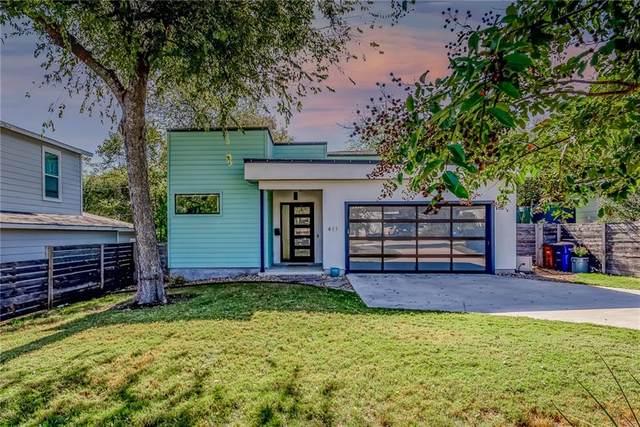 411 Post Road Dr, Austin, TX 78704 (#3276643) :: Zina & Co. Real Estate