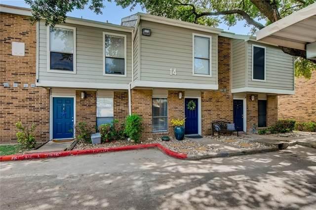 2018 W Rundberg Ln 14C, Austin, TX 78758 (#3277826) :: Papasan Real Estate Team @ Keller Williams Realty