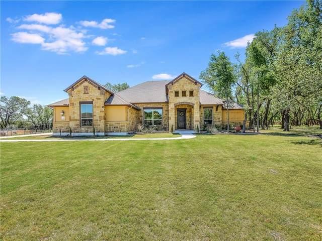 2740 Council Springs Cv, Leander, TX 78641 (MLS #3280131) :: Vista Real Estate