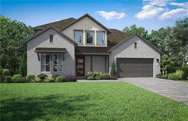 105 Rose Heath Ln, Liberty Hill, TX 78642 (#3283698) :: Papasan Real Estate Team @ Keller Williams Realty