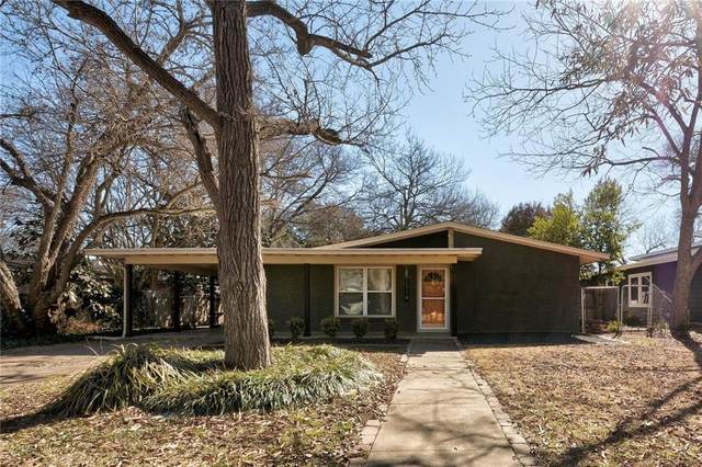2314 Westoak Dr, Austin, TX 78704 (#3286775) :: Ben Kinney Real Estate Team