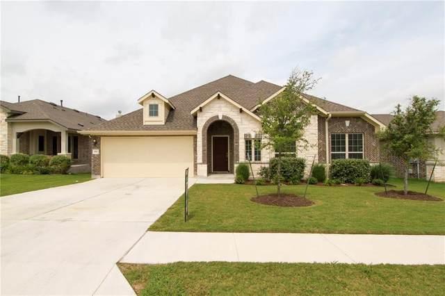 104 Kirkhill Cv, Hutto, TX 78634 (#3289368) :: The Perry Henderson Group at Berkshire Hathaway Texas Realty