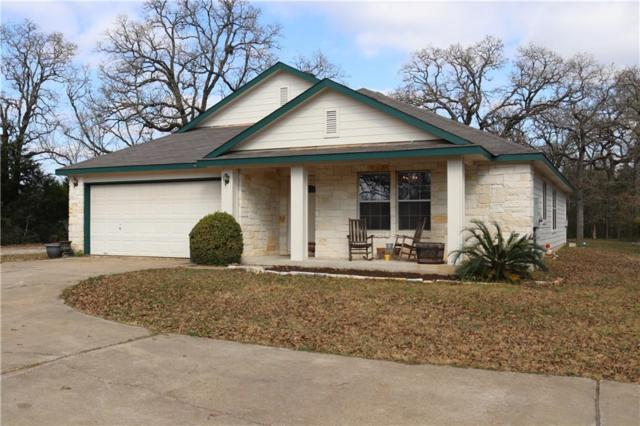 134 Bent Tree Cv, Cedar Creek, TX 78612 (#3290791) :: The Heyl Group at Keller Williams