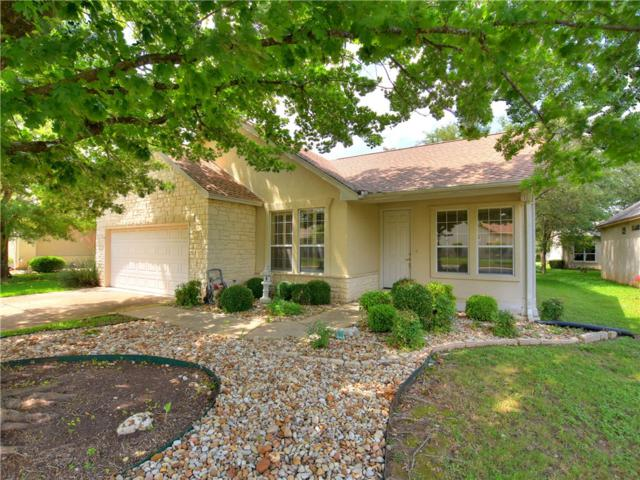112 Anemone Way, Georgetown, TX 78633 (#3290937) :: Realty Executives - Town & Country