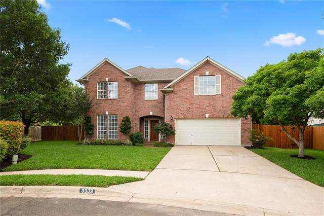 9909 Cassandra Dr, Austin, TX 78717 (#3291218) :: Realty Executives - Town & Country