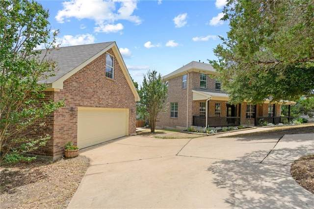 134 High Gabriel Dr, Leander, TX 78641 (#3291366) :: The Perry Henderson Group at Berkshire Hathaway Texas Realty