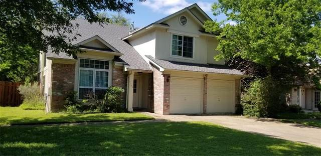 1103 Forest Oaks Path, Cedar Park, TX 78613 (#3294196) :: The Heyl Group at Keller Williams