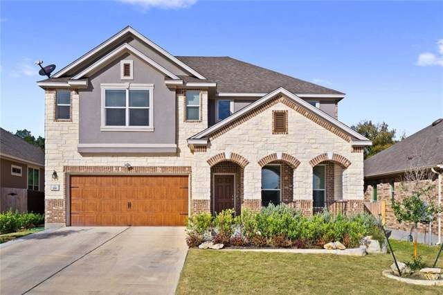 210 Hunters Hill Dr, San Marcos, TX 78666 (#3294397) :: R3 Marketing Group