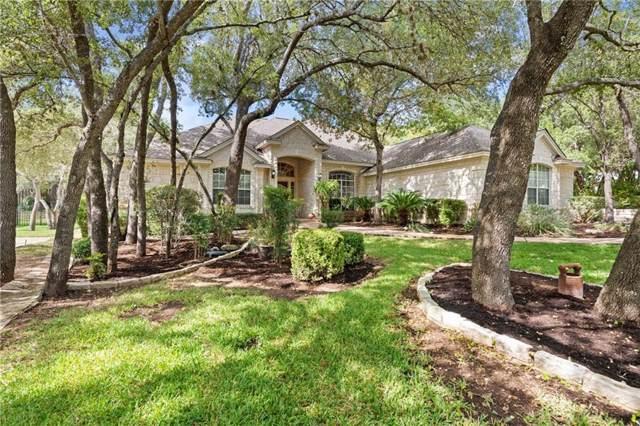 1007 Corsaire St, Lakeway, TX 78734 (#3294775) :: Ana Luxury Homes