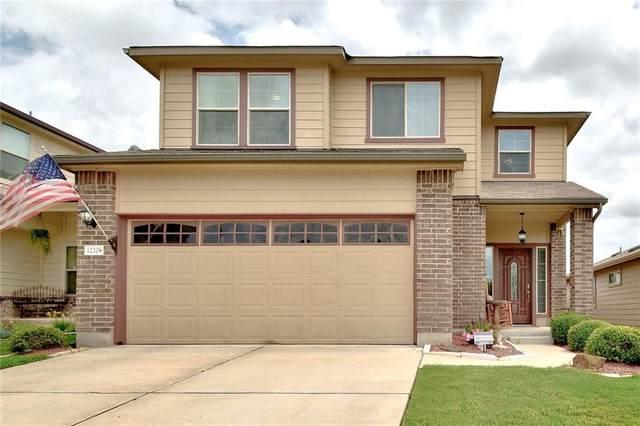 12208 Timber Arch Ln, Manor, TX 78653 (#3294790) :: Sunburst Realty