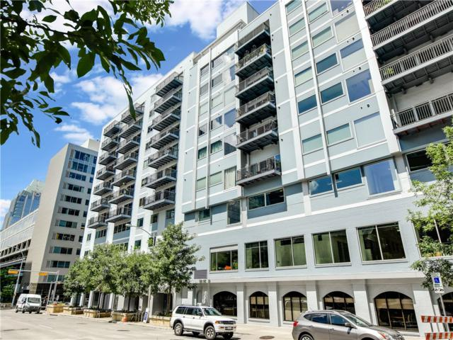 800 Brazos St #1208, Austin, TX 78701 (#3298978) :: Watters International