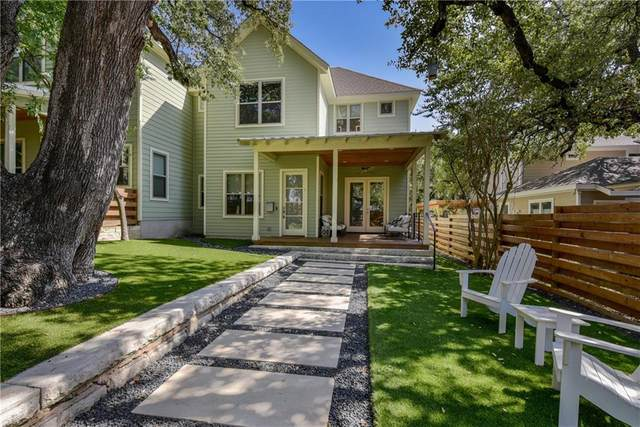 615 Theresa Ave B, Austin, TX 78703 (#3299247) :: Lucido Global