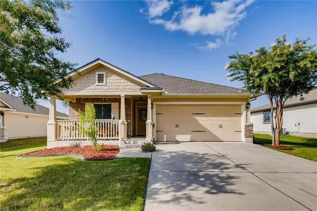 720 Noatak Trl, Pflugerville, TX 78660 (#3299334) :: Papasan Real Estate Team @ Keller Williams Realty