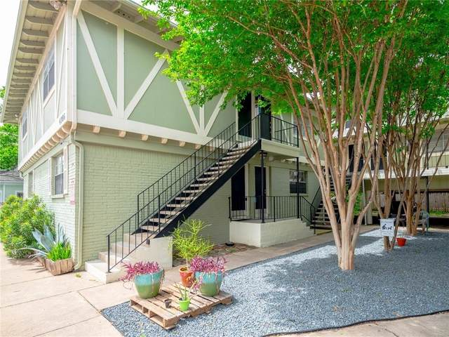 4306 Avenue A #102, Austin, TX 78751 (#3300074) :: The Perry Henderson Group at Berkshire Hathaway Texas Realty