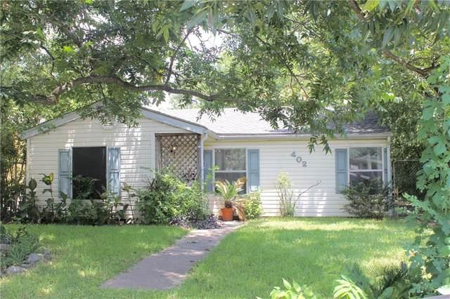 402 Zennia St, Austin, TX 78751 (#3301917) :: Ben Kinney Real Estate Team