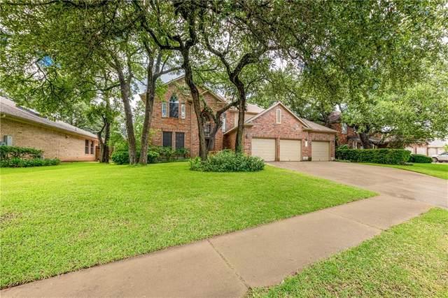 1604 Colton Way, Cedar Park, TX 78613 (#3304409) :: Papasan Real Estate Team @ Keller Williams Realty