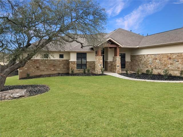 304 Highland Spring Ln, Georgetown, TX 78633 (#3306288) :: The Perry Henderson Group at Berkshire Hathaway Texas Realty