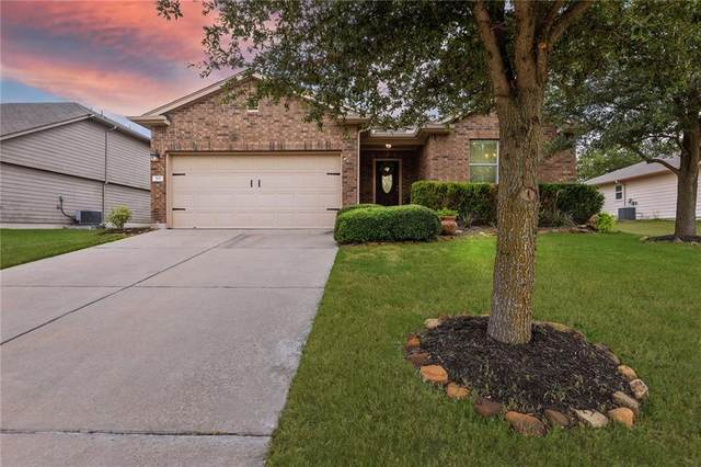 315 Lidell St, Hutto, TX 78634 (#3307272) :: Papasan Real Estate Team @ Keller Williams Realty