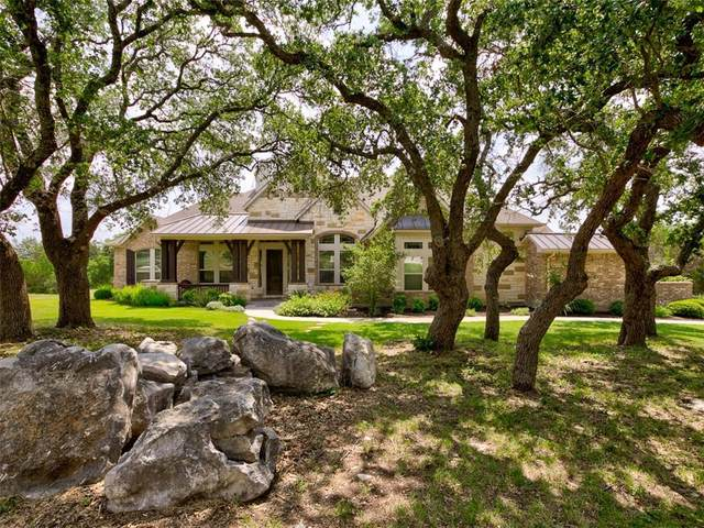117 Foxwood Trl, Marble Falls, TX 78654 (#3309700) :: Zina & Co. Real Estate