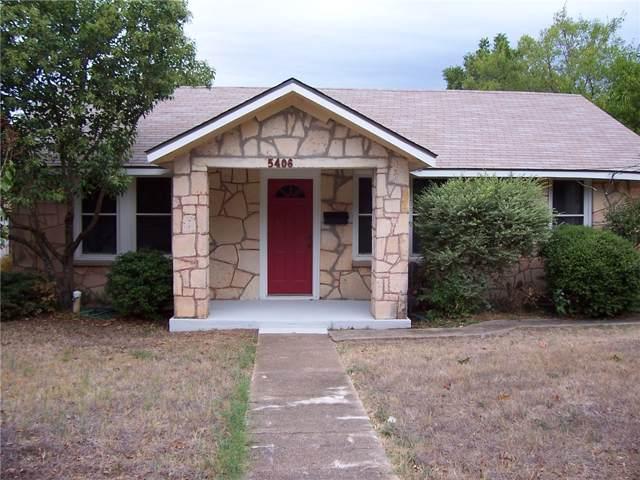 5406 Woodrow Ave A, Austin, TX 78756 (#3309812) :: RE/MAX Capital City