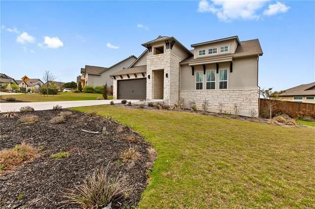 715 Dayridge Dr, Dripping Springs, TX 78620 (MLS #3312377) :: Brautigan Realty