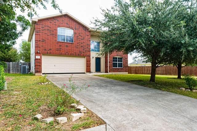 445 Carriage Way, Kyle, TX 78640 (#3313433) :: Papasan Real Estate Team @ Keller Williams Realty