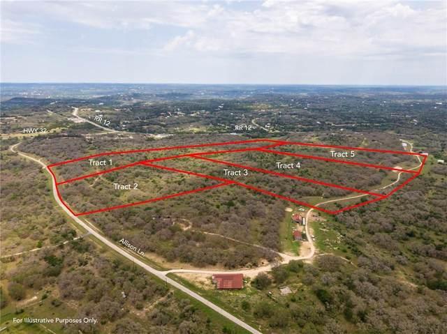 TBD 2E Allison Ln, San Marcos, TX 78666 (#3316293) :: Papasan Real Estate Team @ Keller Williams Realty