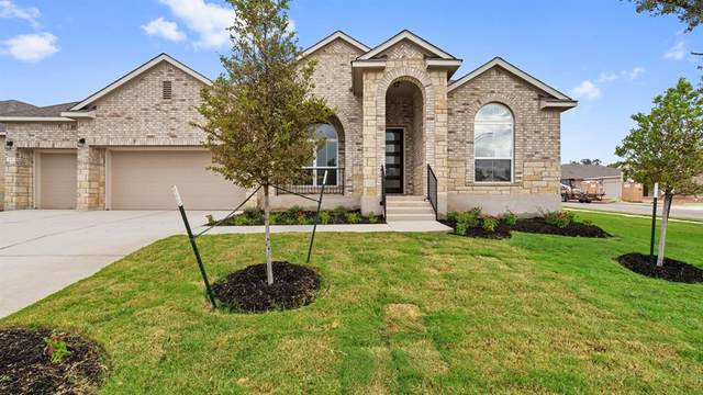 4313 Deer Lake Ln, Georgetown, TX 78628 (#3318235) :: First Texas Brokerage Company