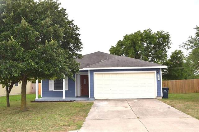 109 Creek Ledge Dr, Hutto, TX 78634 (#3319526) :: Service First Real Estate